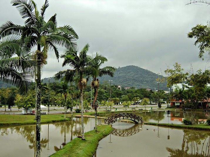 Complexo Expoville, em Joinville