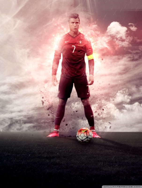 Cristiano Ronaldo Soccer Nike Wallpaper Dom Wallpapers