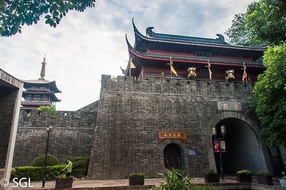Un dia en Hangzhou. La ciudad de lago del oeste