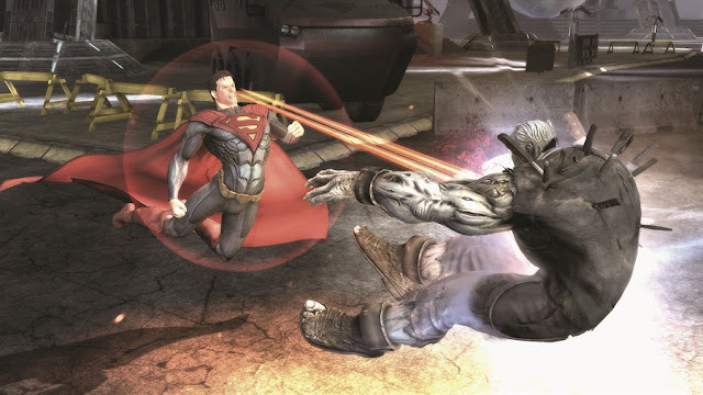Injustice Gods Among Us Ultimate Edition PC Download Photo