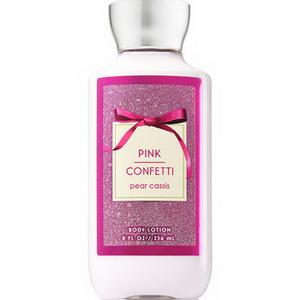 Lotion dưỡng thể giữ ẩm da chính hãng Mỹ Bath & Body Works Pink Confetti