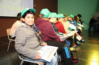 El colegio Juan Ramón Jiménez gradúa a sus primeros 22 ayudantes de profesores