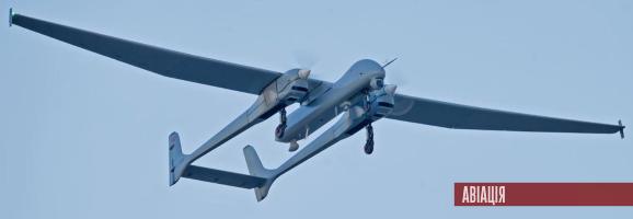 Здійснив перший політ новий турецький ударний БПЛА
