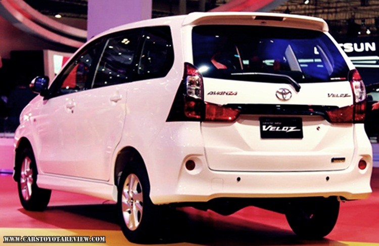 2018 Toyota Avanza Veloz Uk Redesign Cars Toyota Review
