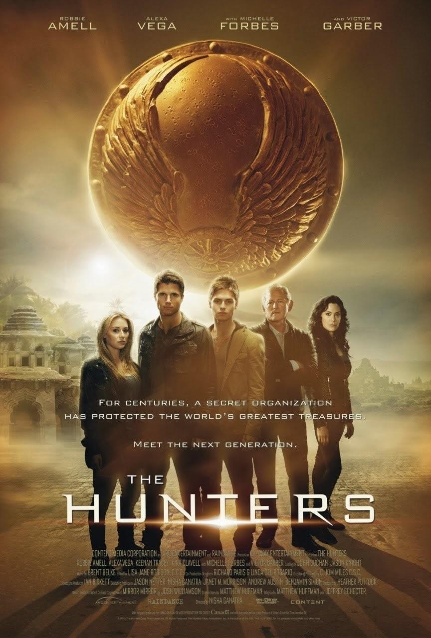 The Hunters (2013) BRRip ταινιες online seires oipeirates greek subs