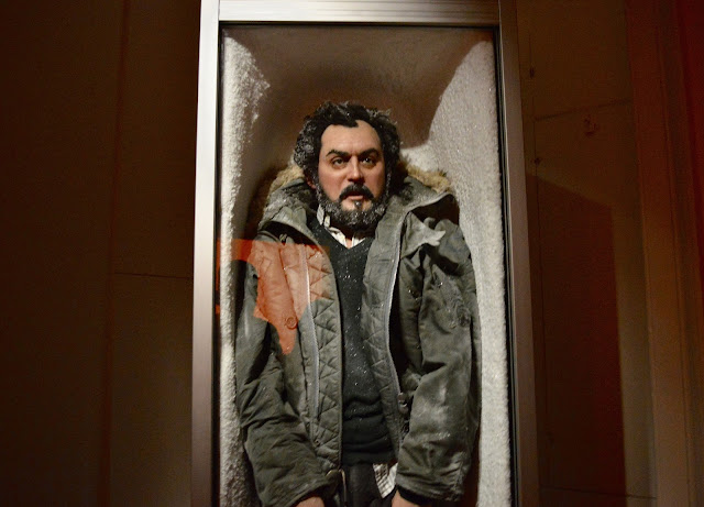 Frozen Stanley Kubrick at Somerset House