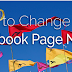 How To Rename My Facebook Page