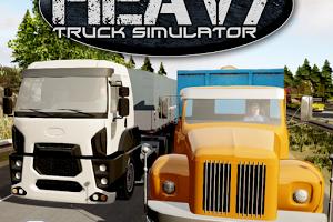 Heavy Truck Simulator MOD APK Unlimited Money V.1.920