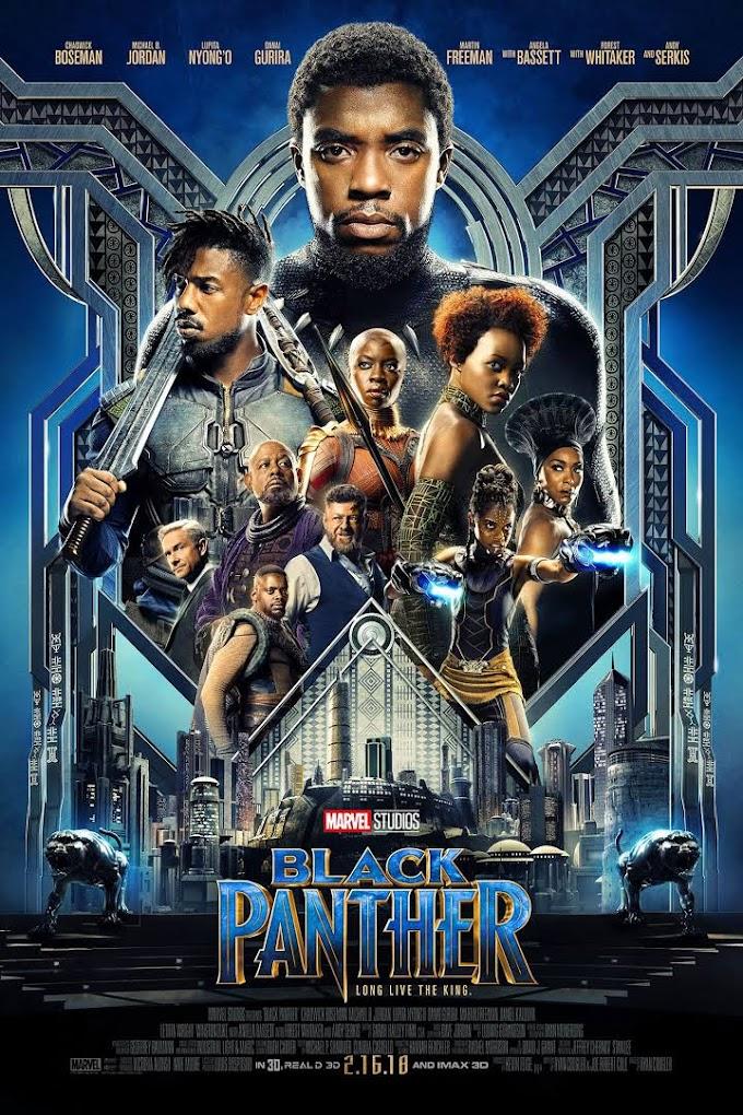 Review Filem Black Panther