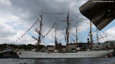 Segelschiff Gorch Fock