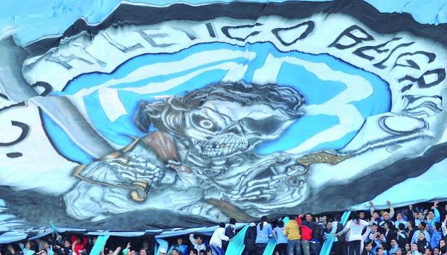 Canciones de la hinchada de Belgrano de Cordoba.