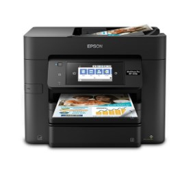 Epson WorkForce Pro WF-4740 Printer Driver Download
