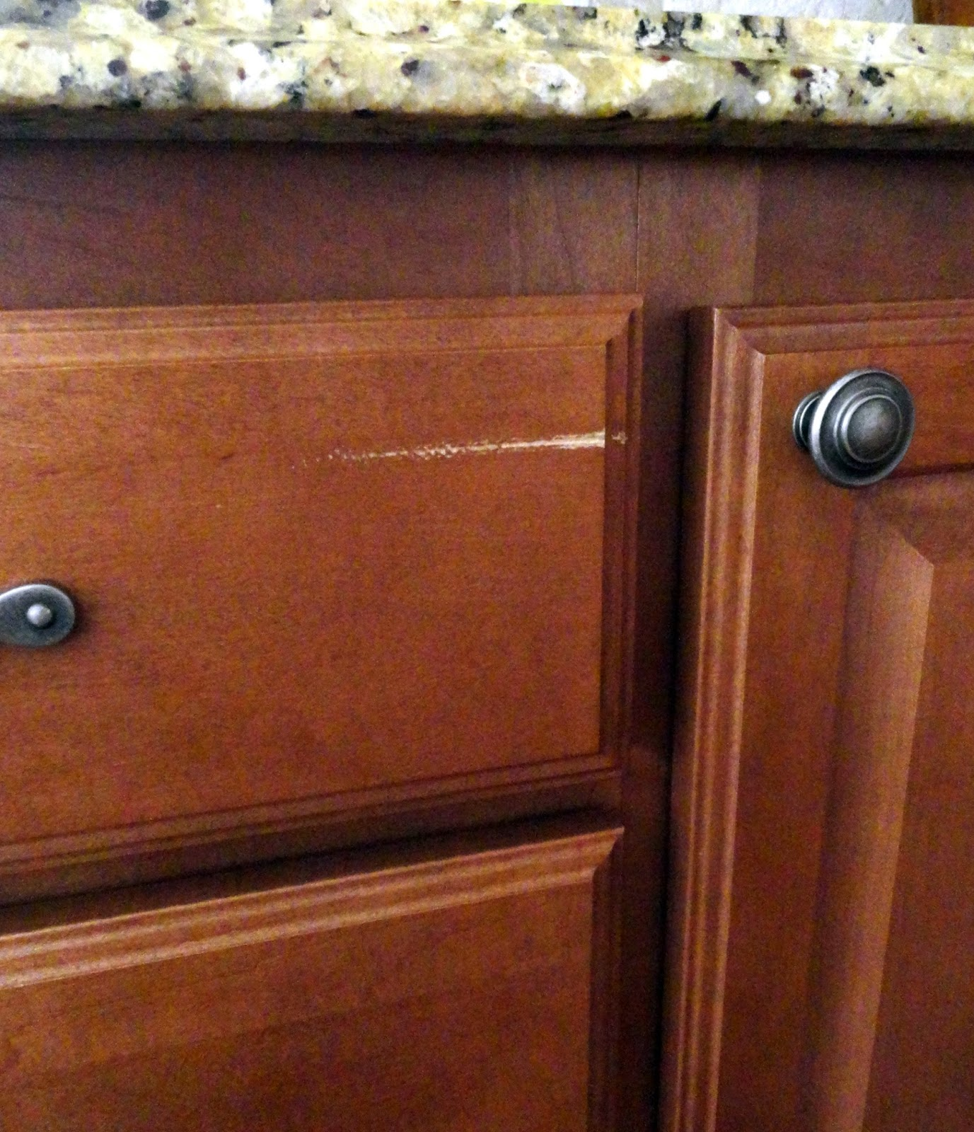 how to fix scratches on kitchen cabinets repair your nicks gouges and scratches in your floors 16975