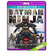 Batman Ninja (2018) WEB-DL 720p Audio Dual Latino-Ingles