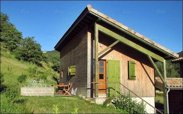 casa pequena madeira simples
