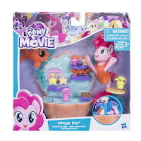 My Little Pony The Movie Pinkie Pie Undersea Cafe Scene Packs