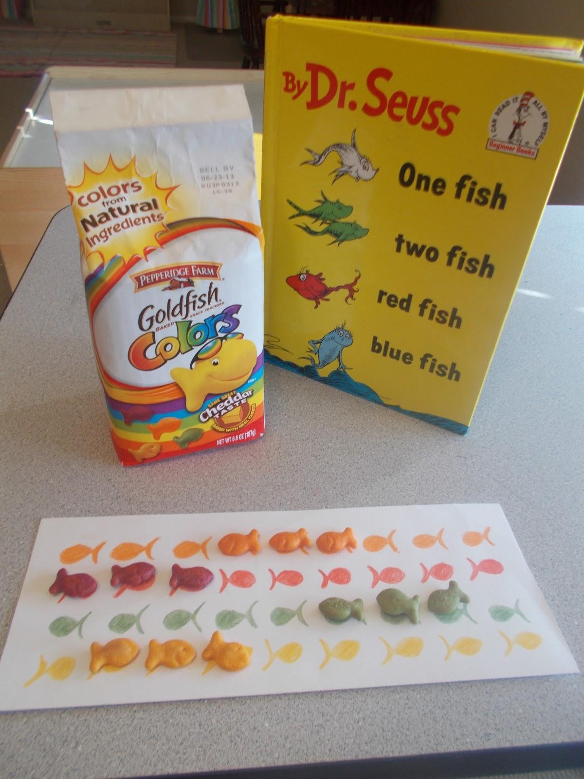 Chipman S Corner Preschool Dr Seuss Math