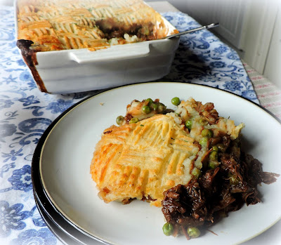 A Simple Cottage Pie