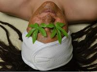Terapi Spa, Pijat dan Perawatan kulit menggunakan ganja