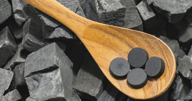 активированный уголь от холестерина