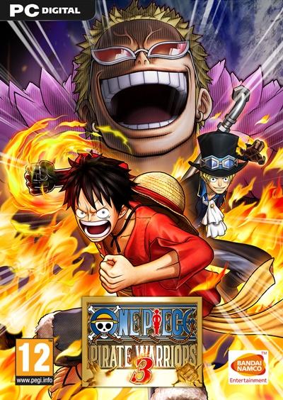 โหลดเกมส์ One Piece Pirate Warriors 3