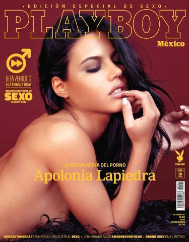 Playboy México: Apolonia Lapiedra