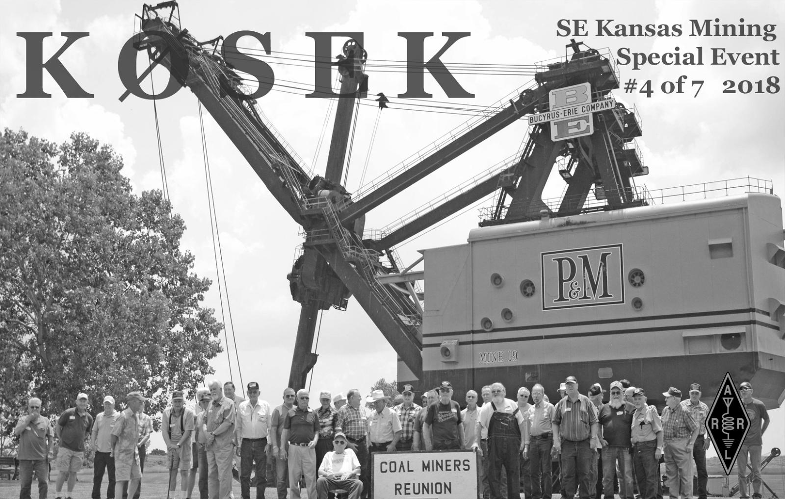 Southeast Kansas Amateur Radio Club: SEK MINING HISTORY SPECIAL ...