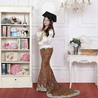 model kebaya simple cantik