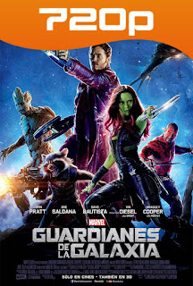 Guardianes de la Galaxia (2014) HD 720p Latino
