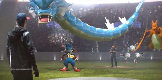 Aparecen betas falsas de Pokémon GO 1