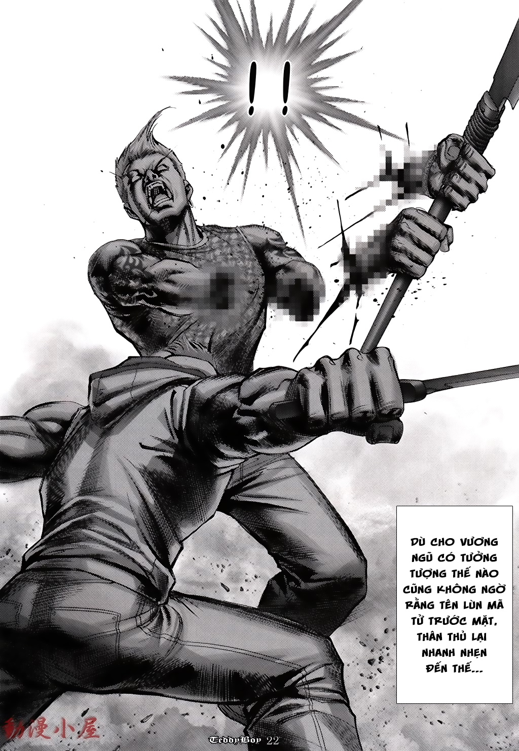 Người Trong Giang Hồ Chap 1036 - Truyen.Chap.VN