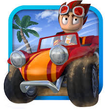 DOWNLOAD GAMES Beach Buggy Racing 1.2.12 FULL APK VERSION