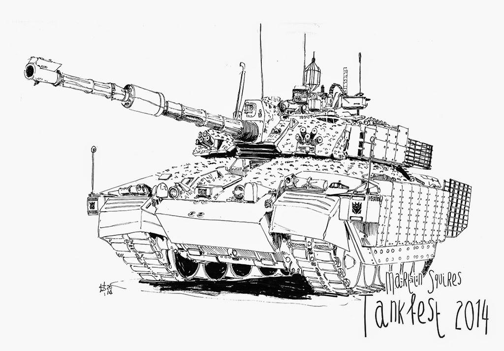 1b01a34cfa37 Martin Squires Automotive Illustration  July 2014
