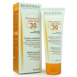 Cách dùng kem chống nắng bioderma 30