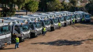 «Πιο καθαρά, πιο γρήγορα!» Πυκνώνουν τα δρομολόγια των απορριμματοφόρων στο δήμο Αθηναίων