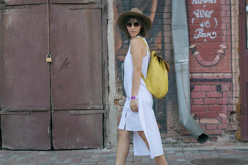 рюкзак Zara в стильном образе