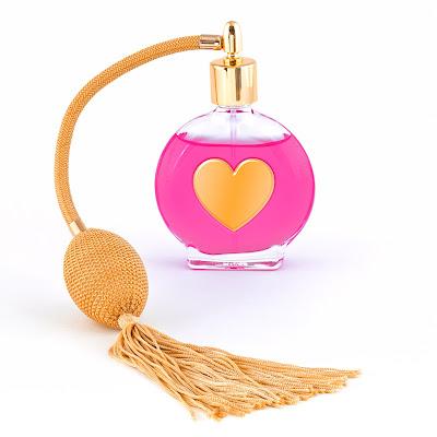 moja milosc do perfum