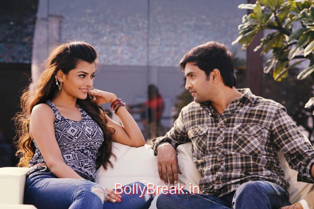 Santhanam-Inimey Ippadithan Cinema Latest Stills, Ashna Zaveri Hot Images From Inimey Ippadithan Movie Latest