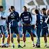Sampaoli sorprendió con un nuevo equipo en la práctica