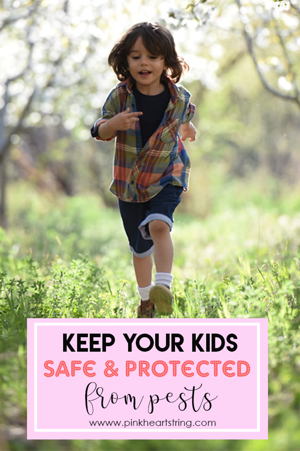 Keep Your Kids Safe & Protected from Pests