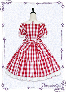 mintyfrills, kawaii, cute, lolita fashion, sweet, country lolita, taobao,