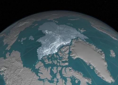 Εντυπωσιακό βίντεο της NASA δείχνει το λιώσιμο των πάγων στην Αρκτική από το 1984 έως το 2016