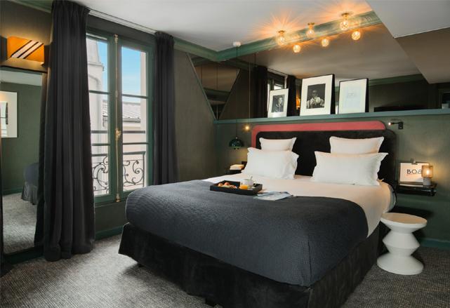 laostudio bobhotel paris. Black Bedroom Furniture Sets. Home Design Ideas