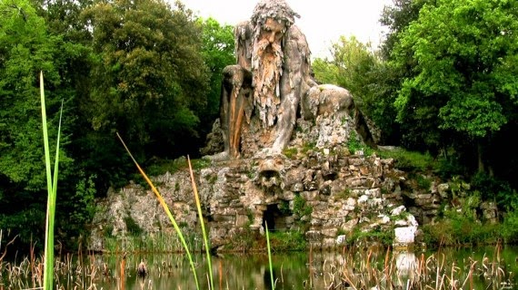 The Appennine Colossus: Florence, Italy
