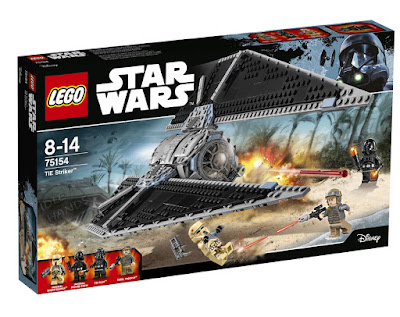 LEGO Star Wars Rogue One Building Sets TIE Striker