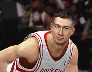 NBA 2K13 Omer Asik Cyber Face Patches