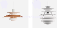 Logo Louis Poulsen : vinci gratis 4 plafoniere del valore medio di circa 1.500€