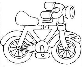 Dibujos Infantiles Dibujo Infantil Bicicleta