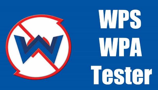 WiFi WPA WPS TESTER