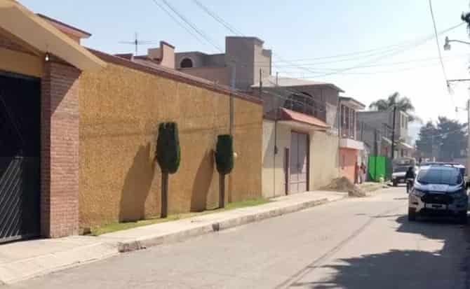 Privada, calle, hogares
